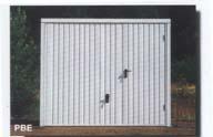 Portes de garages basculantes sectionnelles auxerre - Porte de garage basculante non debordante ...
