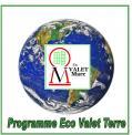 Logo eco valet terre 2019