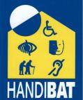Logo handibat sans anne